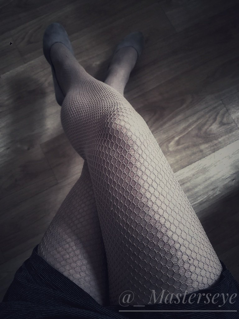 Work legs - fishnets